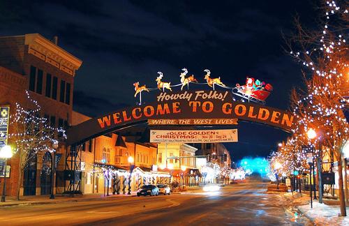 golden_christmas - Colorado Christmas